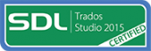 SDL Trados Studio certified translator